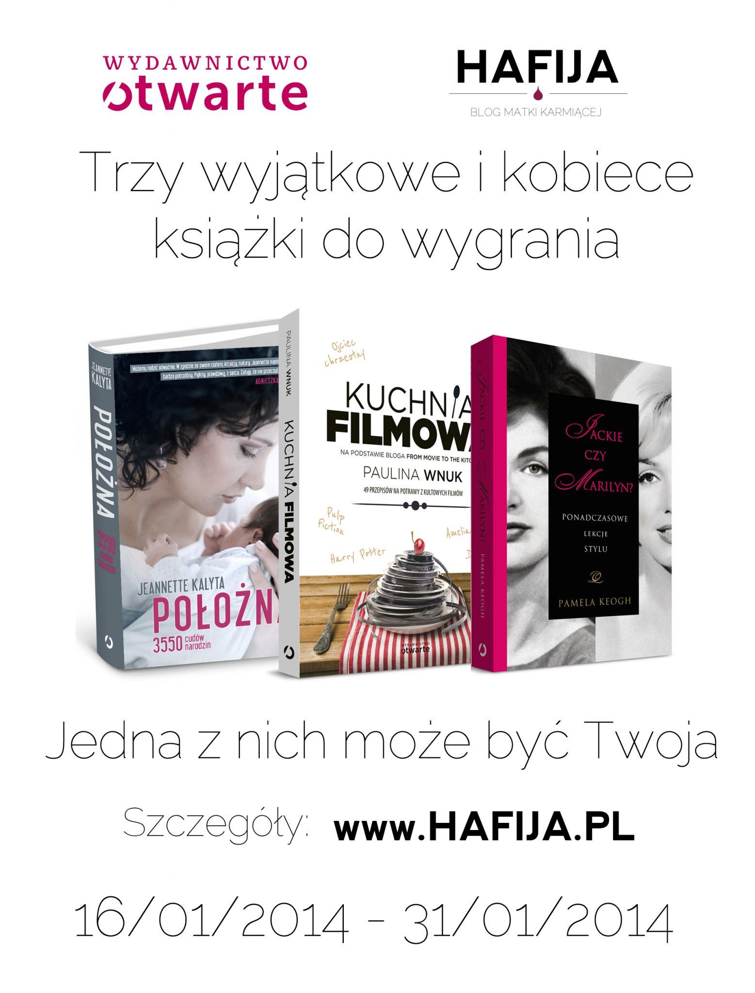 Konkurs kobiecy na hafija.pl