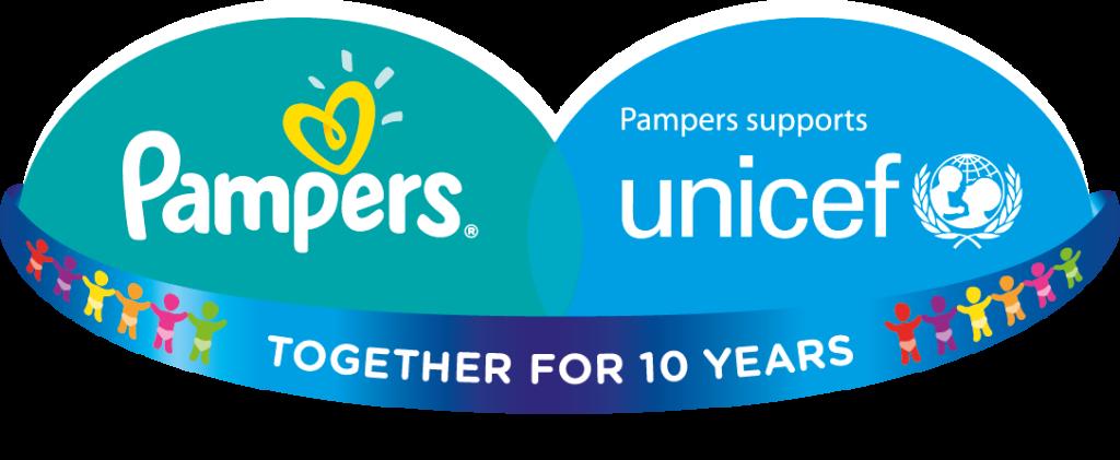 Pampers_UNICEF_logo