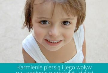 karmienie piersią i zęby dziecka