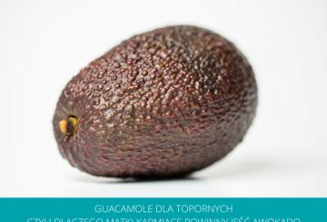 guacamole przepis